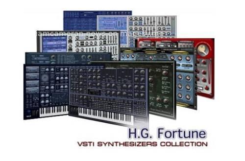 vst синтезаторы ng fortune