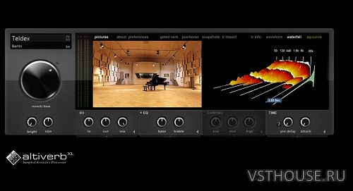 Audioease Altiverb 7 Xl 7 2 6 Vst Aax X86 X64 2016