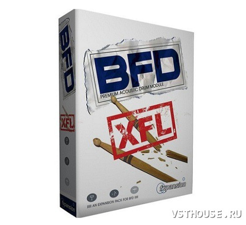 Fxpansion BFD Jazz and Funk Expansion Pack DVD5 3.69 GB BFD Jazz.