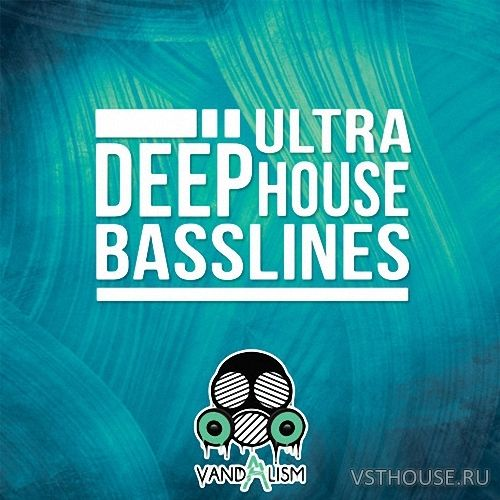 Vandalism Sounds - Ultra Deep House Basslines (MIDI)