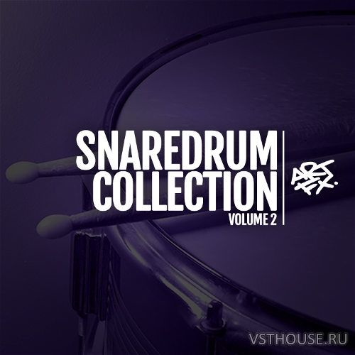 ARTFX - Snare Drum Collection Vol.2 (WAV)