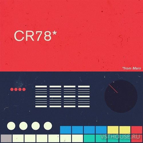 Samples From Mars - CR-78 Tape Samples Library