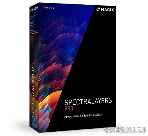 MAGIX - SpectraLayers Pro 4.0.87 x64