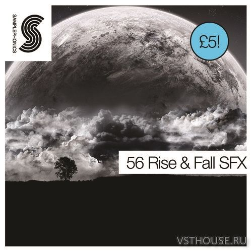 Samplephonics - 56 Rise & Fall SFX