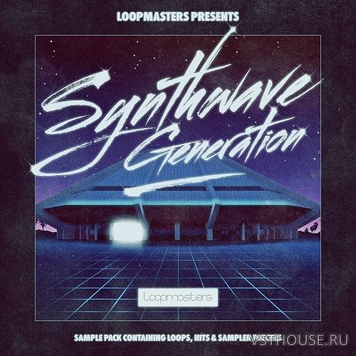 Loopmasters - Synthwave Generation