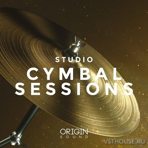 Origin Sound - Studio Cymbal Sessions (WAV)