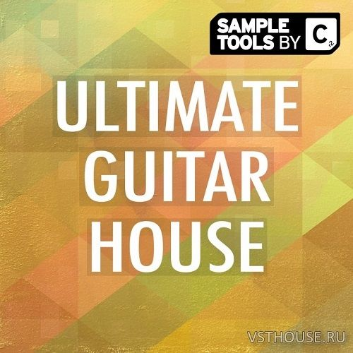 Cr2 Records - Ultimate Guitar House (MIDI, WAV, HARMOR)