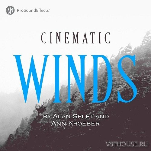 Pro Sound Effects - Cinematic Winds (WAV)