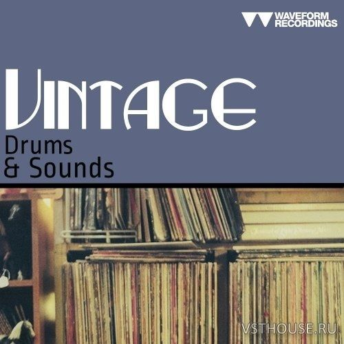Waveform Recordings - Vintage Drums & Sounds (WAV)