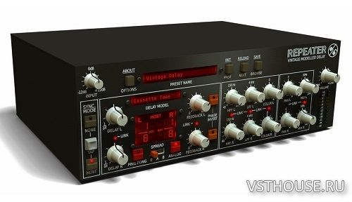D16 Group - Repeater 1.1.3 VST, AAX x86 x64
