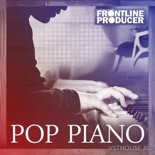 Frontline Producer - Pop Piano (MIDI, WAV, REX2)