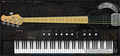 Ample Sound - Ample Metal Ray5 AMR II 2.6.0