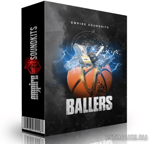 Empire Sound Kits - Ballers (MIDI, WAV)