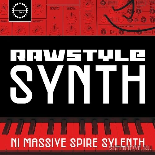 Industrial Strength - Rawstyle Synths (SYNTH PRESET)