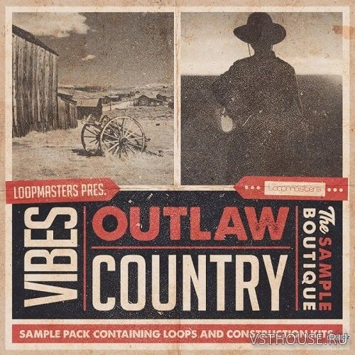 Loopmasters - VIBES Vol 4 - Outlaw Country (REX2, WAV)