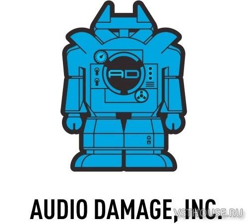 Audio Damage - Plugins Bundle, VST, VST3, AAX, x86 x64