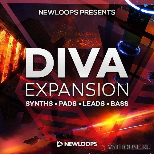 New Loops - Diva Expansion For U-HE DiVA (SYNTH PRESET)