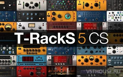 IK Multimedia - T-RackS 5 Complete 5.0.0