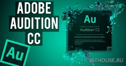 Adobe - Audition 5.0.0.708 x32 REPACK [2012, ENG]