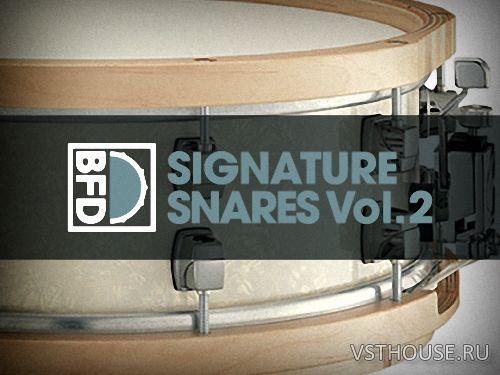 FXpansion - BFD Signature Snares Vol.2 (BFD3)