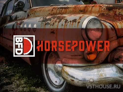 FXpansion - BFD Horsepower (BFD3)