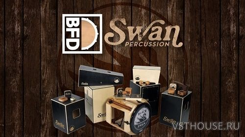 FXpansion - BFD Swan Percussion (BFD3)