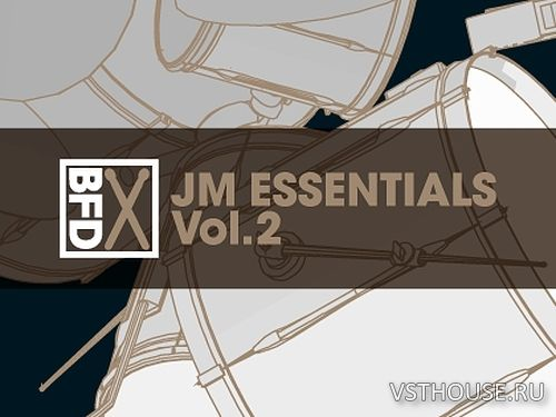 FXpansion - BFD JM Essentials Vol.2 (BFD3)