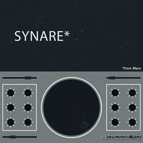 Samples From Mars - Synare From Mars