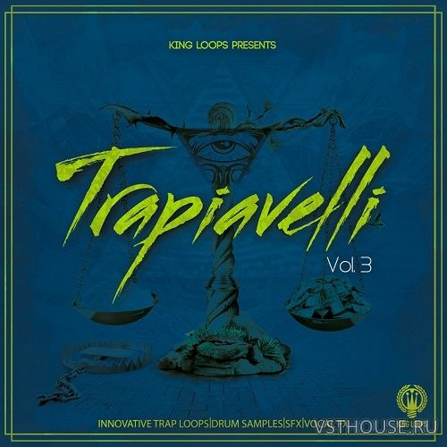 King Loops - Trapiavelli Vol.3 (MIDI, WAV)