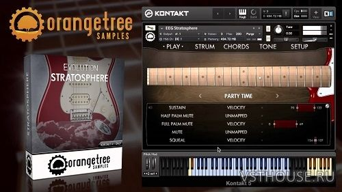Orange Tree Samples - Evolution Stratosphere v1.1.62 UPDATE (KONTAKT)