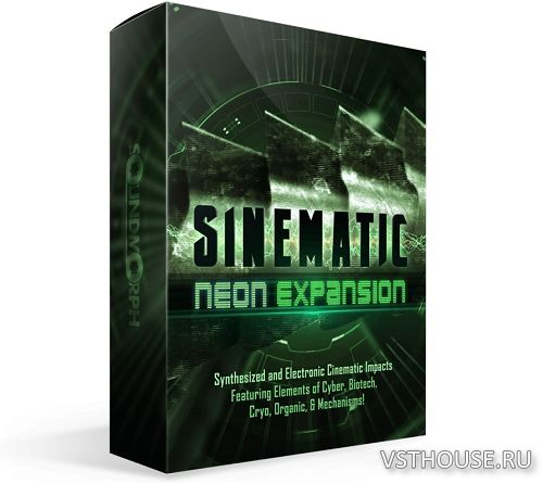 SoundMorph - Sinematic Neon Expansion (WAV)