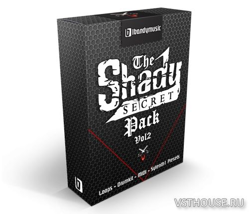 LBandyMusic - The Shady Secret Pack Vol.2