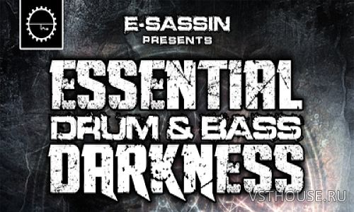 Industrial Strength - Essential Drum & Bass Darkness (WAV)