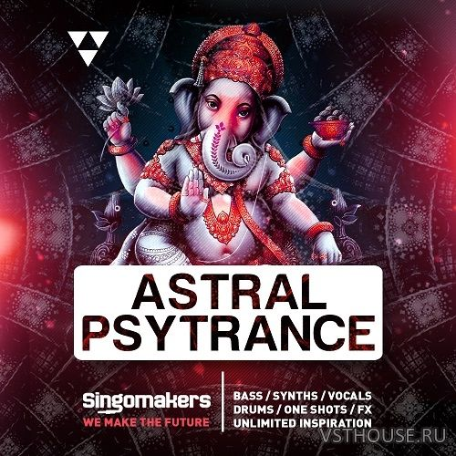 Singomakers - Astral Psytrance