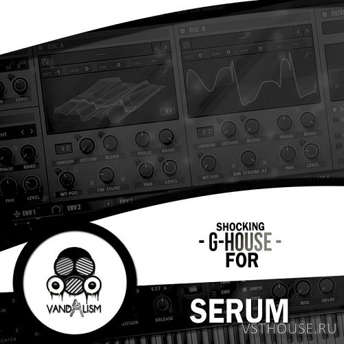 Vandalism - Shocking G-House For XFER RECORDS SERUM (SYNTH PRESET)