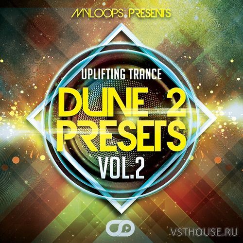 Myloops - Uplifting Trance Dune 2 Presets Vol.2 (SYNTH PRESET)