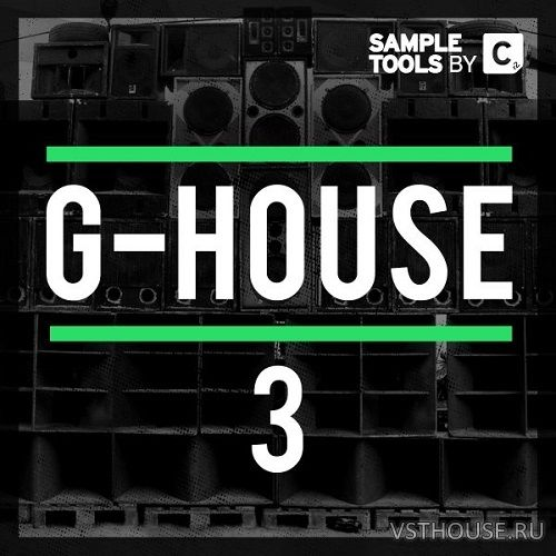 Sample Tools by Cr2 - G-House 3 (MIDI, WAV, SYLENTH1)