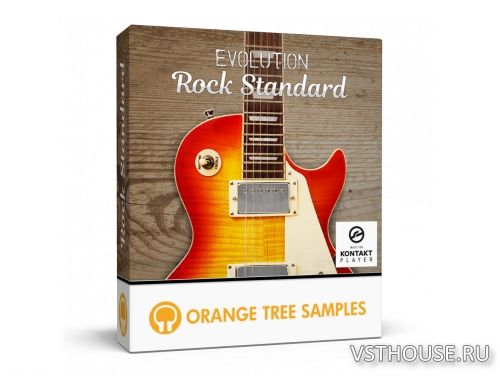 Orange Tree Samples - Evolution Rock Standard (KONTAKT)