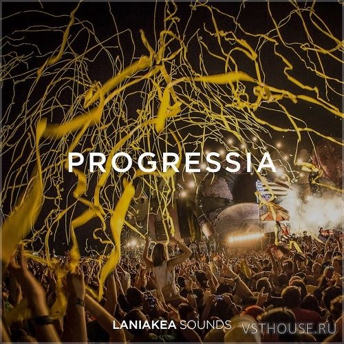 Laniakea Sounds - Progressia (MIDI, WAV)