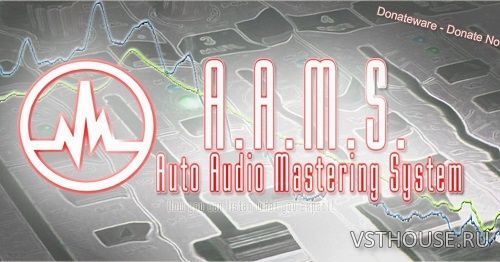 Sined Supplies - AAMS Auto Audio Mastering System 3.7.0.3 x86