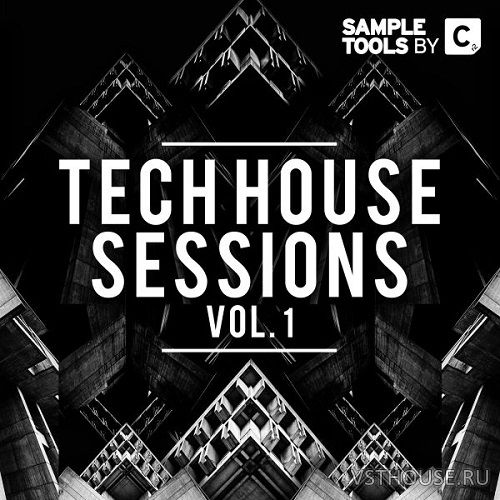 Sample Tools by Cr2 - Tech House Sessions Vol.1 (MIDI, WAV SYLENTH1)
