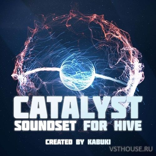 u-he - Catalyst Soundset for Hive (SYNTH PRESET)
