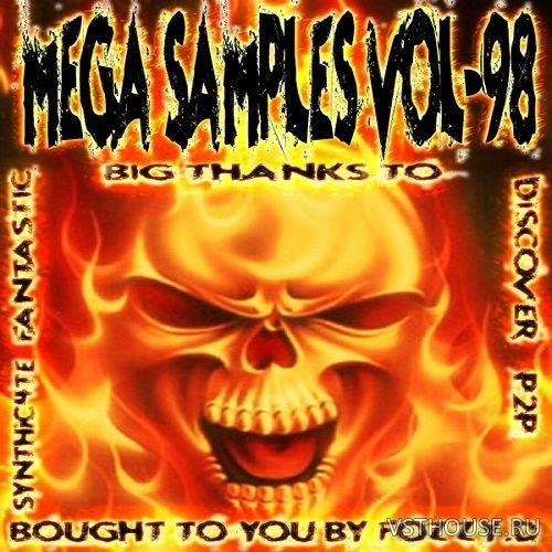 MEGA SAMPLES VOL-98 (MULTiFORMAT) - сборник сэмплов - Сэмплы