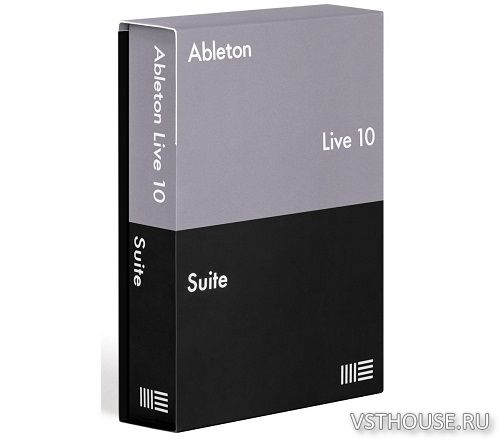Ableton - Live Suite 10.0.1, x64, +Max for Live Essentials r40143 v2.0
