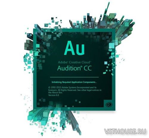 Adobe - Audition CC 2018 11.0.2.2 x64 PORTABLE