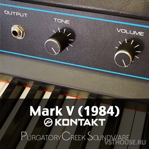 Purgatory Creek Soundware - Mark V (KONTAKT)