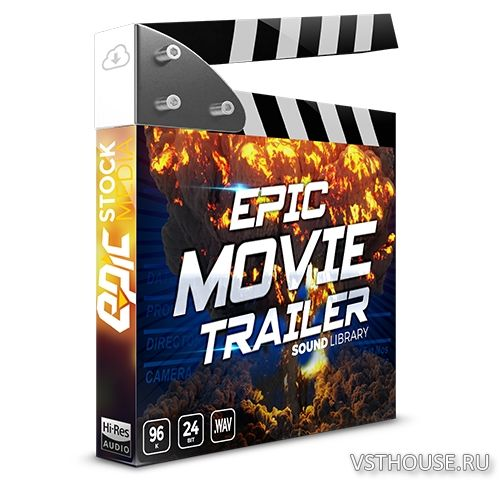 Epic Stock Media - Epic Movie Trailer (WAV)