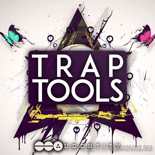 Audentity Records - Trap Tools (MIDI, WAV, SERUM, SPiRE, MASSiVE)