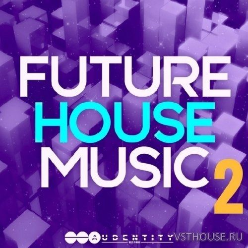 Audentity Records - Future House Music 2 (MIDI, WAV, SERUM)