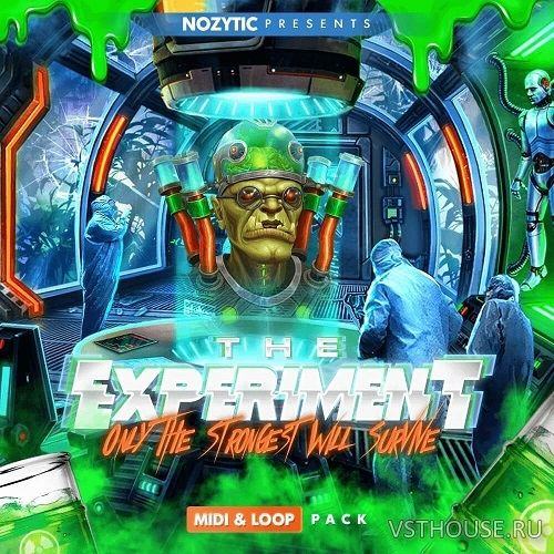 Nozytic Music - The Experiment (WAV, MIDI)